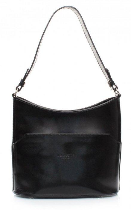 Elegantné kožené tašky na ruky a ramená
