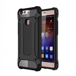Rugged Armor Dual Layer Hard Shell Etui HUAWEI P9 (black)