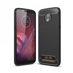 TECH-PROTECT TPUCARBON MOTOROLA MOTO Z3 PLAY BLACK