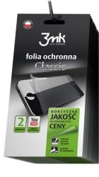 3MK CLASSIC FOLIA OCHRONNA do Alcatel One Touch Star One Touch 6010 - 2szt