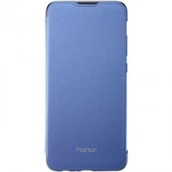 ORYGINALNE ETUI HUAWEI COVER HONOR 10 LITE/P SMART 2019 BLUE