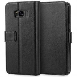 Caseflex Etui Futerał Wallet Case Samsung Galaxy S8 (czarny)