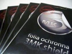 3MK SHIELD SUPERMOCNA FOLIA OCHRONNA DO BLACKBERRY CURVE 9320 (2 szt.)