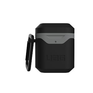 UAG Hardcase V2 - obudowa ochronna do Airpods 1/2 (black/grey)