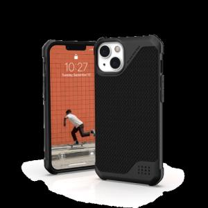 UAG Metropolis LT - obudowa ochronna do iPhone 13 (kevlar - czarna)