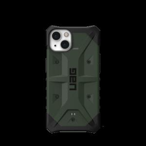 UAG Pathfinder - obudowa ochronna do iPhone 13 (zielona)