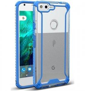 AFFINITY - Mocne Etui Case - Google PIXEL XL (niebieski)