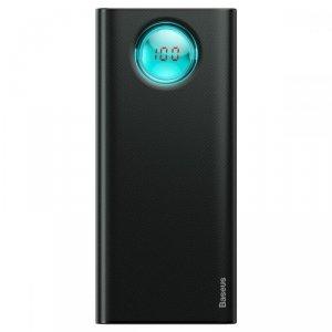 BASEUS PD3.0 & QC3.0 POWER BANK 20000MAH BLACK