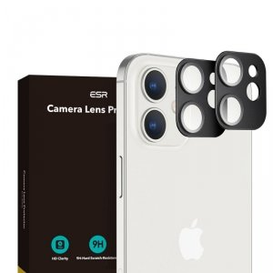 SZKŁO HARTOWANE ESR CAMERA LENS 2-PACK IPHONE 12 MINI