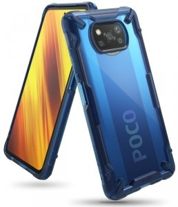 RINGKE FUSION X XIAOMI POCO X3 PRO/X3 NFC SPACE BLUE