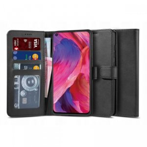 """TECH-PROTECT WALLET """"2"""" OPPO A54 5G / A74 5G BLACK"""