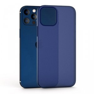 TECH-PROTECT ULTRASLIM 0.4MM IPHONE 12 / 12 PRO MATTE BLUE