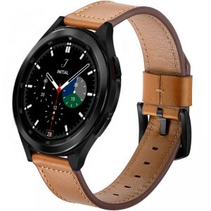 TECH-PROTECT HERMS SAMSUNG GALAXY WATCH 4 40 / 42 / 44 / 46 MM BROWN