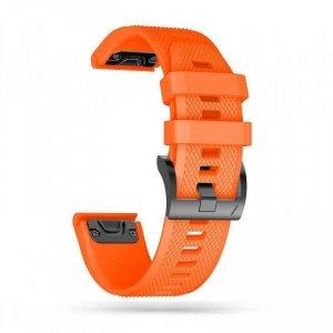 TECH-PROTECT SMOOTH GARMIN FENIX 3/5X/3HR/5X PLUS/6X/6X PRO ORANGE
