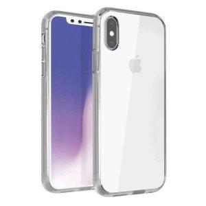 UNIQ etui LifePro Xtreme iPhone Xs Max przezroczysty/crystal clear