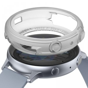 Ringke Air Sports żelowy pokrowiec etui do Samsung Galaxy Watch Active 2 44mm półprzezroczysty (ASSG0001)