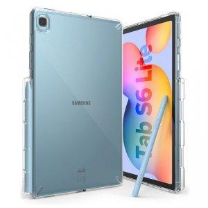 Ringke Fusion etui pokrowiec z żelową ramką Samsung Galaxy Tab S6 Lite przezroczysty (FSSG0078)