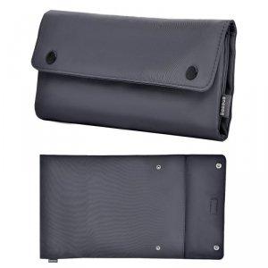 Baseus Folding Series etui pokrowiec torba na laptopa 13'' szary (LBZD-A0G)