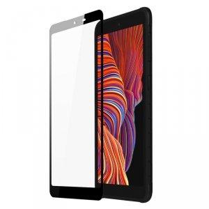 Dux Ducis 10D Tempered Glass wytrzymałe szkło hartowane 9H na cały ekran z ramką Samsung Galaxy Xcover 5 czarny (case friendly)
