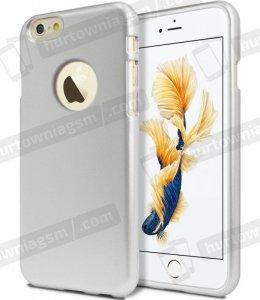 Etui iJelly new IPHONE 6+/6S+ srebrny