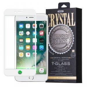 Szkło hartowane + etui Remax 2IN1 Iphone X SET GL-08 białe