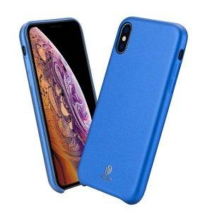 Etui Dux Ducis Skin Lite IPHONE XS MAX niebieskie