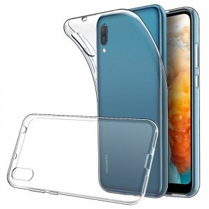 Etui Slim case HUAWEI Y5 2019 elastyczne ultracienkie transparentne