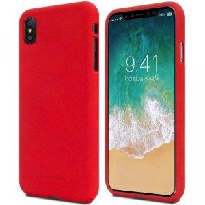 Etui IPHONE 11 Soft Jelly czerwone