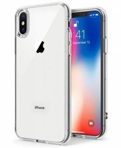 Etui IPHONE XS MAX Slim case Protect 2mm bezbarwna nakładka transparentne