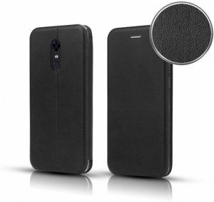 Etui LG K40S z klapką magnetyczną Flip Elegance czarne
