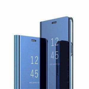 Etui XIAOMI REDMI NOTE 9 Clear View Cover z klapką niebieskie