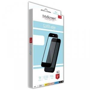 Szkło Hartowane IPHONE 12 MyScreen Lite Edge czarne Full Glue