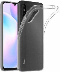Etui XIAOMI REDMI 9A Slim Case Protect 1.8mm transparentne