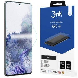 Folia Ochronna XIAOMI MI 11 LITE 4G / 5G 3mk ARC+ na Cały Ekran