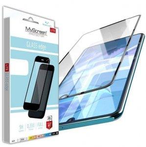 Szkło Hartowane 5D XIAOMI REDMI NOTE 10 5G MyScreen Lite Edge Full Glue czarne