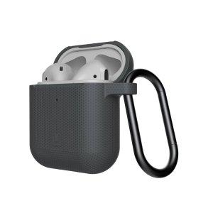UAG [U] - obudowa silikonowa do Airpods 1/2 (czarna)