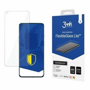 3MK FlexibleGlass Lite OnePlus 8T 5G Szkło Hybrydowe Lite