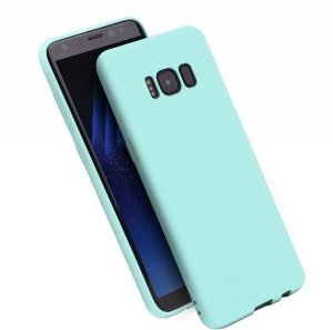 Beline Etui Candy Samsung S7 Edge G935 niebieski/blue