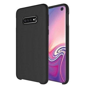 Beline Etui Silicone Huawei Y5p czarny/black