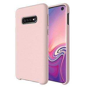 Beline Etui Silicone Huawei Y6p różowo-złoty/rose gold