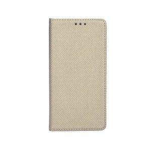 Etui Smart Magnet Xiaomi Redmi Note 10 5G złoty/gold