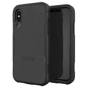 Gear4 D30 Platoon iPhone X/Xs czarny/black 32949