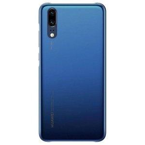 Huawei Color Case P20 niebieski blue 51992347