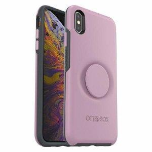Etui Otterbox Otter + Pop iPhone Xs Max różowy/pink 35898