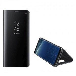 Etui Clear View Samsung A32 4G czarny/black