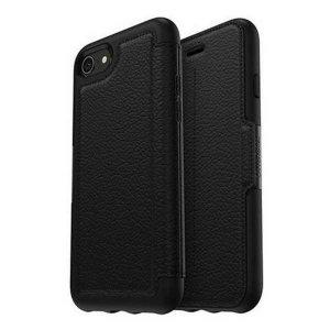 Etui Otterbox Strada iPhone 7/8/SE 2020 czarny/black 33672