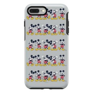 Etui Otterbox Symmetry Mickey Line iPhone 7/8 Plus  szary/grey 36247