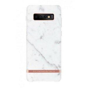 Richmond&Finch White Marble S10+ G975 biały/white 39553