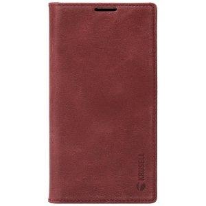 Krusell Sony Xperia L2 Sunne 2 Card FW czerwony/red 61241