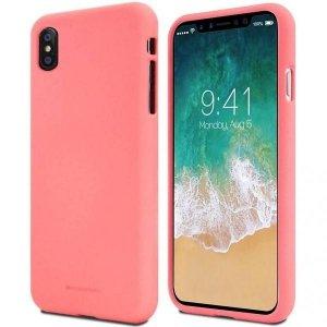 Mercury Soft Huawei P10 lite różowy /pink